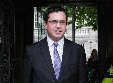 Terence Flanagan was expelled from the Fine Gael parliamentary party last summer after he voted against the abortion bill.