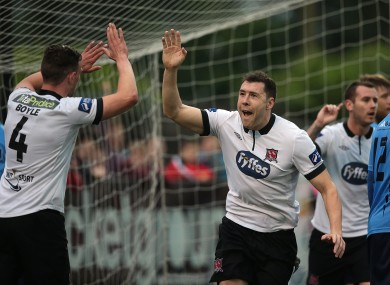 af14120fc Dundalk s sexy football too much for prudish Students · The42