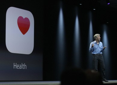 Apple's new smartwatch is likely to tie in with its Health app, which will arrive on iOS 8.
