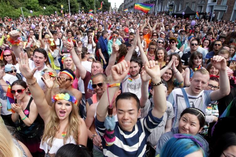 Dublin gay festival