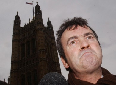 Gerry Conlon, pictured here in 2005.