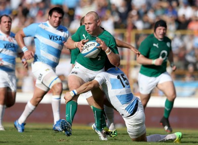 Argentina produced some high-quality tackling in the two Tests against Ireland, with some notable exceptions.