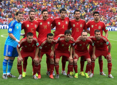 4b48384d883 5 reasons why Spain failed so badly at this World Cup · The42
