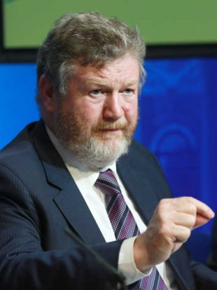 New Children's Minister James Reilly will speak on the mother and baby homes inquiry today.