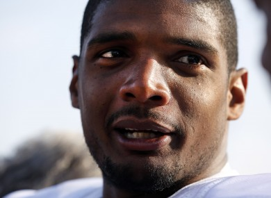 Michael Sam came out as gay before his senior year at Missouri.