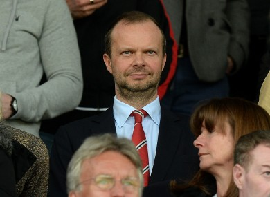 Executive vice-chairman Ed Woodward believes United will be entertaining to watch under Van Gaal.