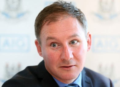 Jim Gavin wants his side to focus on the task at hand, beating Donegal.