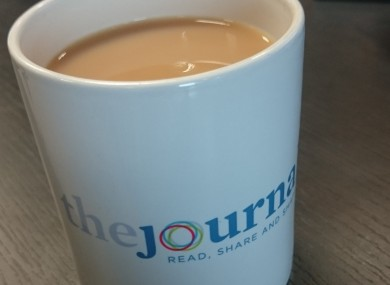 We love a good cuppa here at TheJournal.ie HQ.
