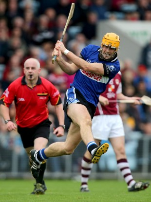 Eoin Quigley will be hoping to help Sarsfields to their fourth title in seven seasons.