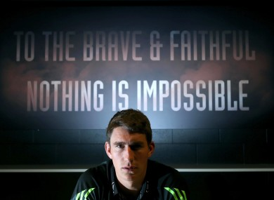 Keatley is happy to share tactical responsibility with his teammates.