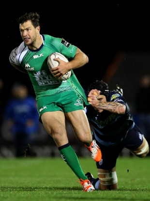 Danie Poolman's performance was among the positives for Connacht.