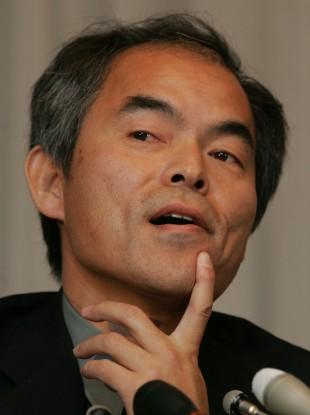 Japanese inventor Shuji Nakamura, professor at the University of California