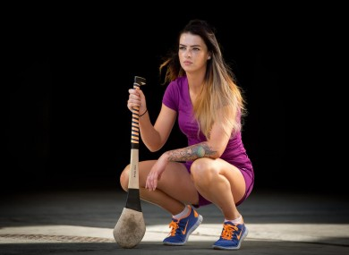 Cork and Milford player Ashling Thompson who won her first senior All Ireland with Cork this September has received a nomination at midfield.