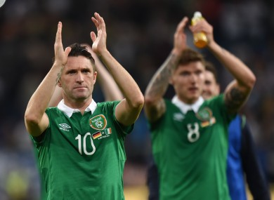 There is mention for Robbie Keane in one of our picks this week.