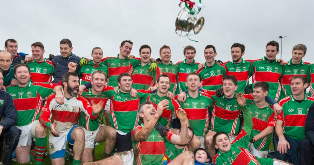 Loughmore-Castleiney clinch the last county title of 2014 in St Stephen's Day cracker