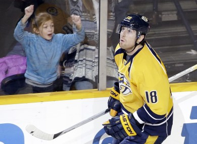 James Neal has become the first player to be named as part of the NHL's new anti-diving legislation.