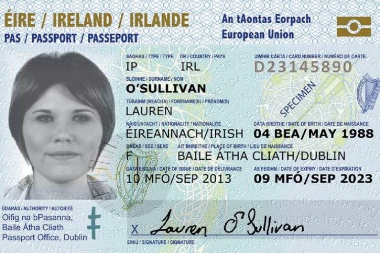 national passport id для окончательного таможенного оформления невежество