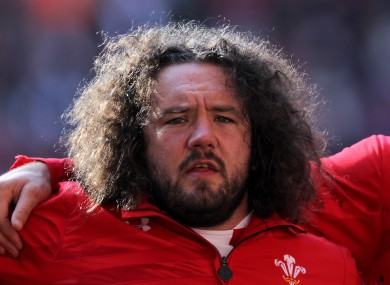It's not the way I would want to finish' - Wales' Adam Jones