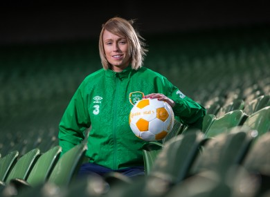 Roche was today named in the Ireland squad for the friendly against Norway.
