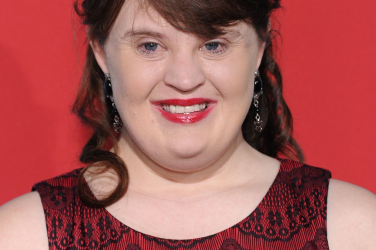 Jamie Brewer is the first model with Down Syndrome to walk