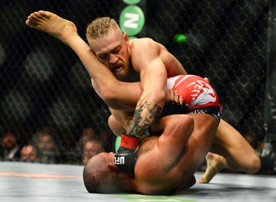 Headlined by Conor McGregor, the UFC's sold-out event in Dublin last year was an enormous success.