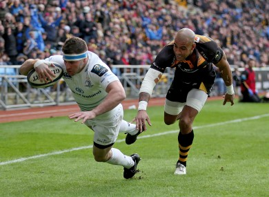 Leinster sealed their home quarter-final after a draw with Bath.