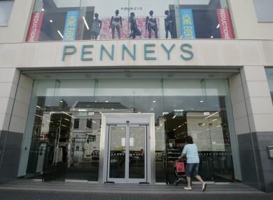 Penneys, on Parnell Street.