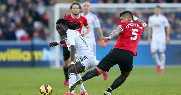 As it happened: Swansea v Manchester United, Premier League