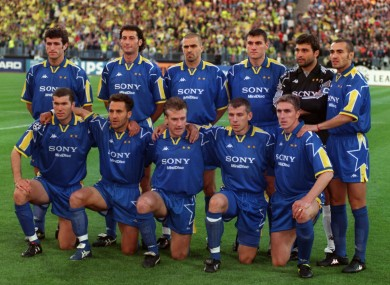 4d54043a3 Where are they now  The Juventus team that somehow lost the 1997 Champions  League final
