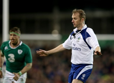 Barnes dished out two yellow cards