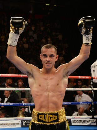 Quigg has expressed excitement about the prospect of facing Frampton.
