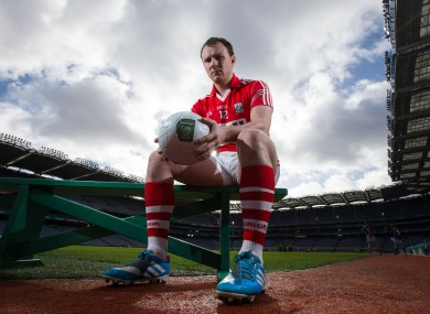 Brian O'Driscoll captained Cork to victory tonight.