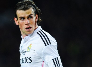 Real Madrid Star Gareth Bale Has Come Under Criticism Of Late