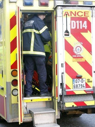 Dublin Fire Brigade ambulances will now be under the control of the National Ambulance Service.