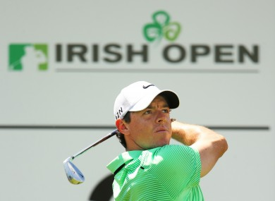 McIlroy has been proactive in bringing the Irish Open to a new level.