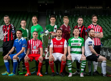 5a5fbefcbe7 'The League of Ireland's biggest problem is sitting in our living rooms --  it's Sky Sports'