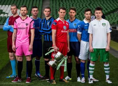 A new League of Ireland season recently got underway.