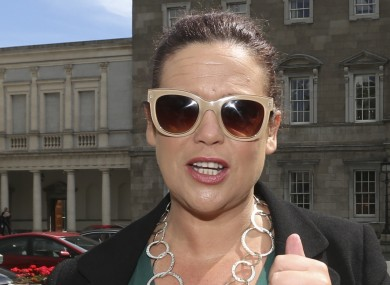 Mary Lou McDonald has been at the centre of a controversy over Dáil privilege in recent weeks.