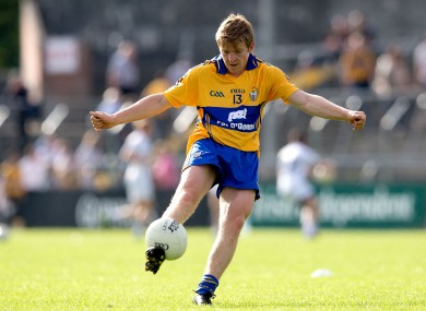 Clare footballer Podge Collins.