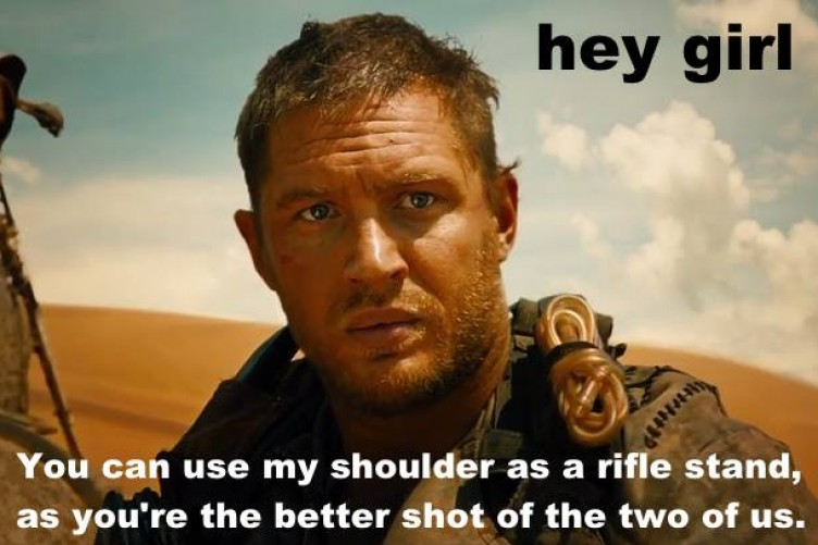 The Feminist Themes In Mad Max Have Been Turned Into A New Meme
