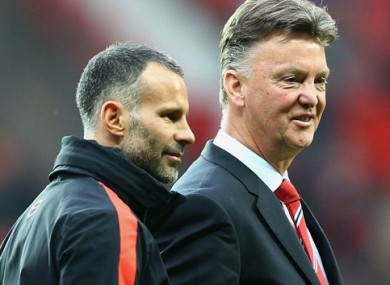 Ryan Giggs says Man United are on the lookout for