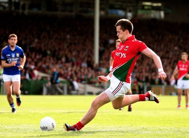 O'Connor had been a doubt with a knee injury.
