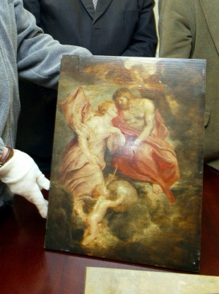 Five masterpieces, including two Rubens, are to go up for auction.