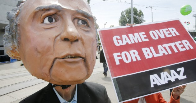 The dramatic rise and fall of Sepp Blatter