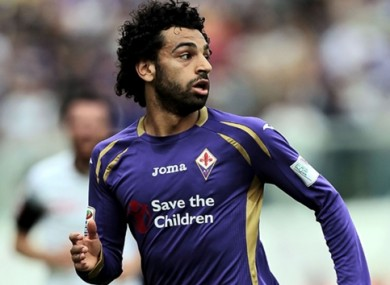 buy popular 03f9b fd0e7 Fiorentina are planning to sue Chelsea's Mohamed Salah · The42