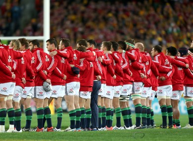 The Lions will be travelling directly to New Zealand in 2017.