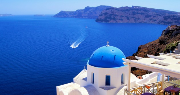 No fall off in holiday bookings to Greece but tourists told to bring lots of cash