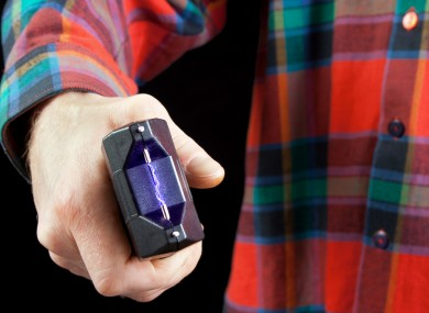 A Taser Is Not A Toy Say Police As 14 Year Old Arrested Over Injury