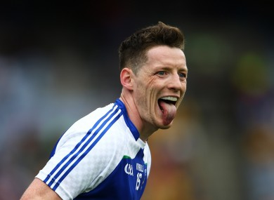 Conor McManus is the July player of the month.