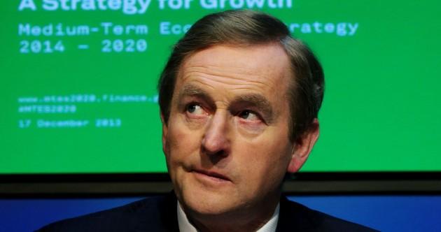 Has Enda become a lame duck Taoiseach?